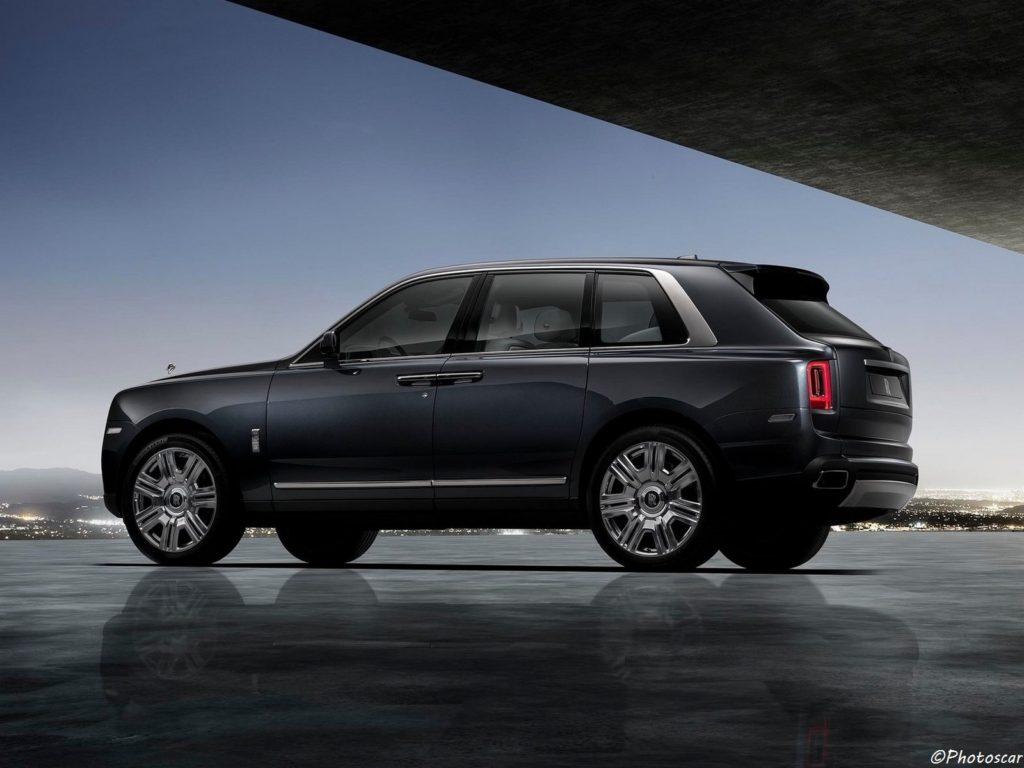 Rolls Royce Cullinan 2019