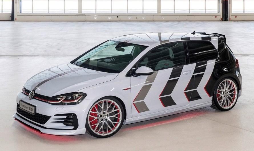 Volkswagen Golf GTI Next Level 2018 au Wörthersee