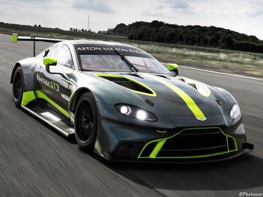 Aston Martin Vantage GT3 (2019)