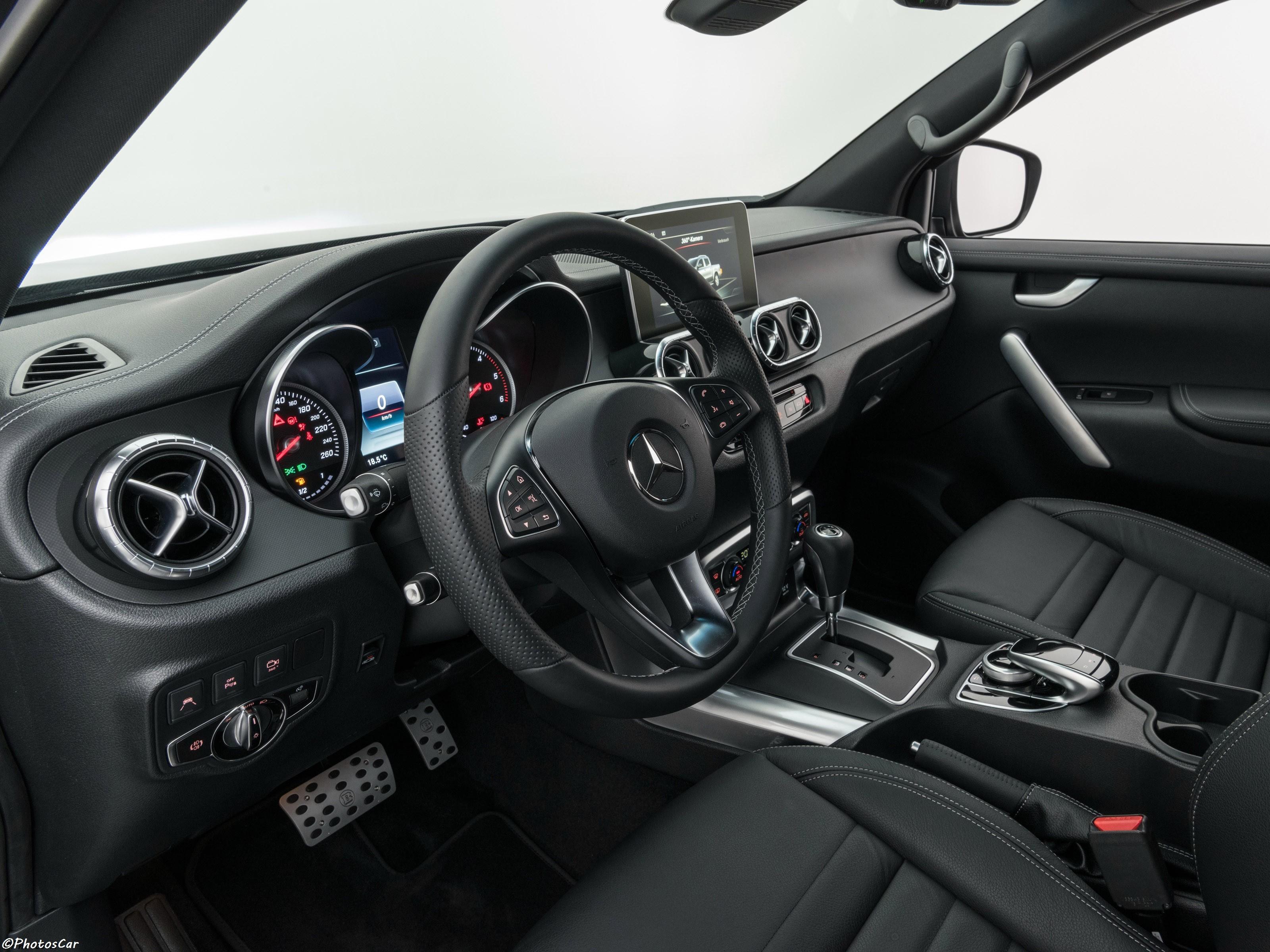 Brabus Mercedes X-Class D4 2018