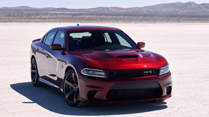 Dodge Charger SRT Hellcat 2019 conserve son moteur V8 suralimenté