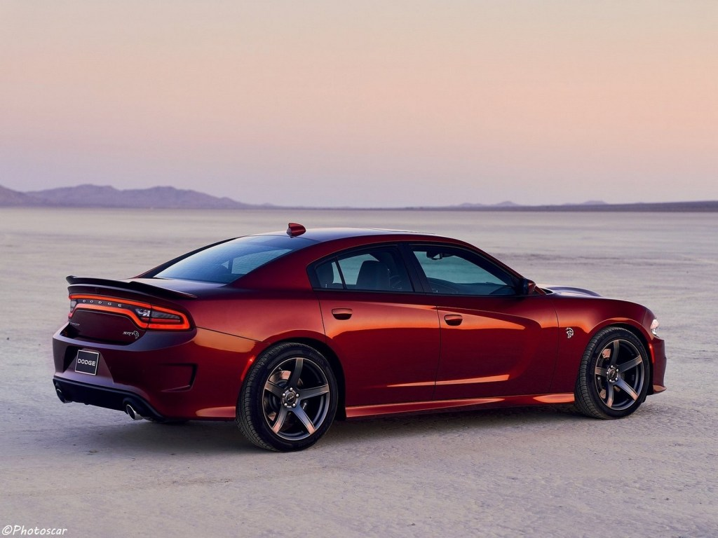 Dodge Charger SRT Hellcat 2019