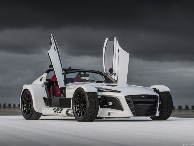 Donkervoort D8 GTO 40 2018