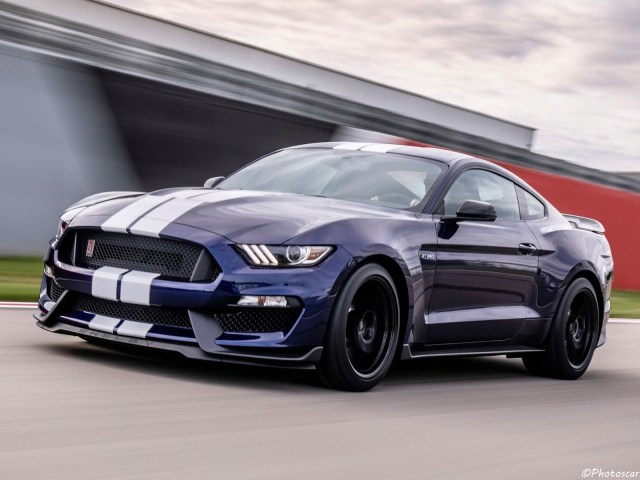 Ford Mustang Shelby GT350 (2019)