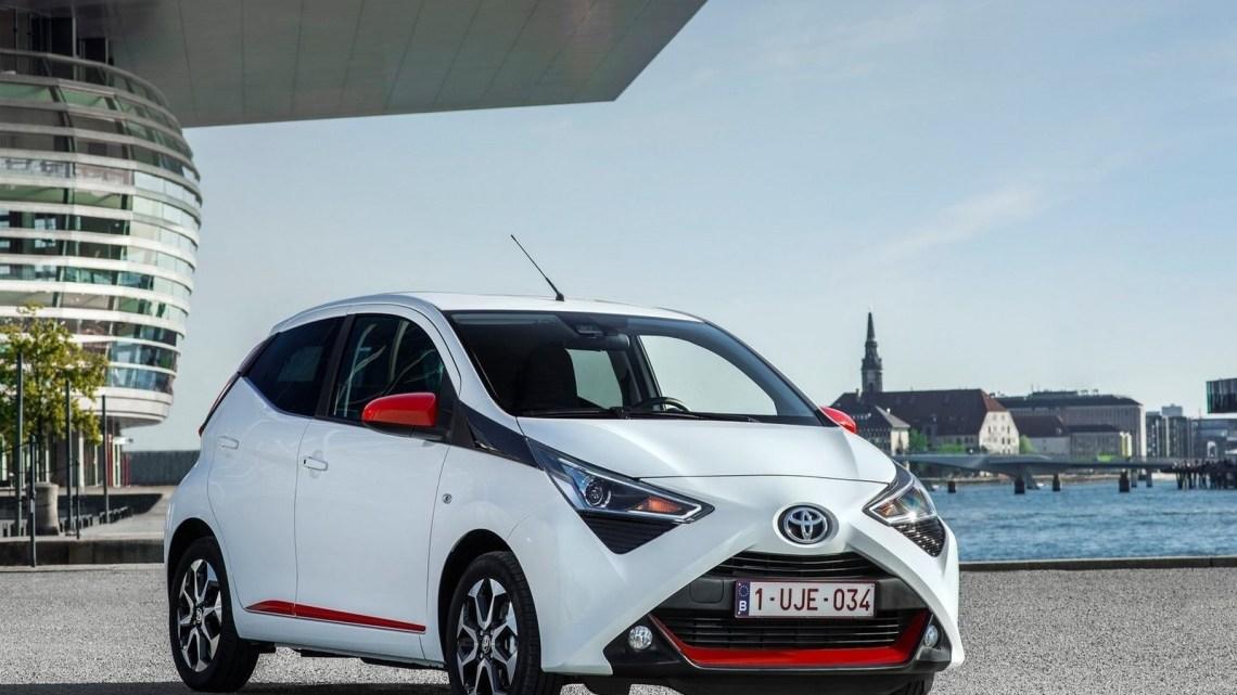 Toyota Aygo 2019 le restyling pour la voiture de ville japonaise