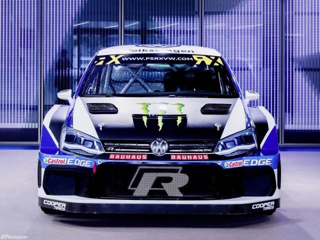 Volkswagen Polo R Supercar 2018