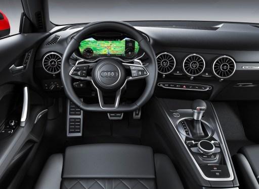 Audi TT 2019 Coupe - Intérieur