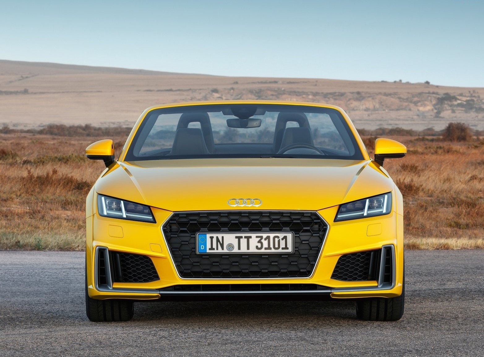 Audi_TT 2019 Roadster
