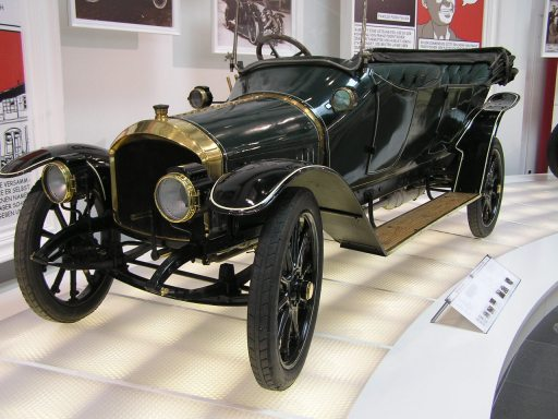 Audi_Type A Phaeton 1911