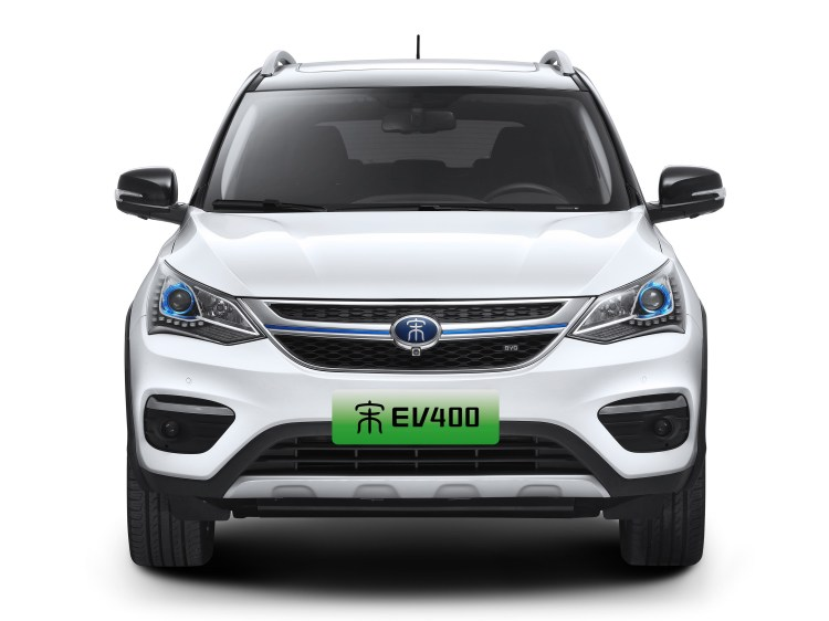 BYD Auto Song EV400 2018