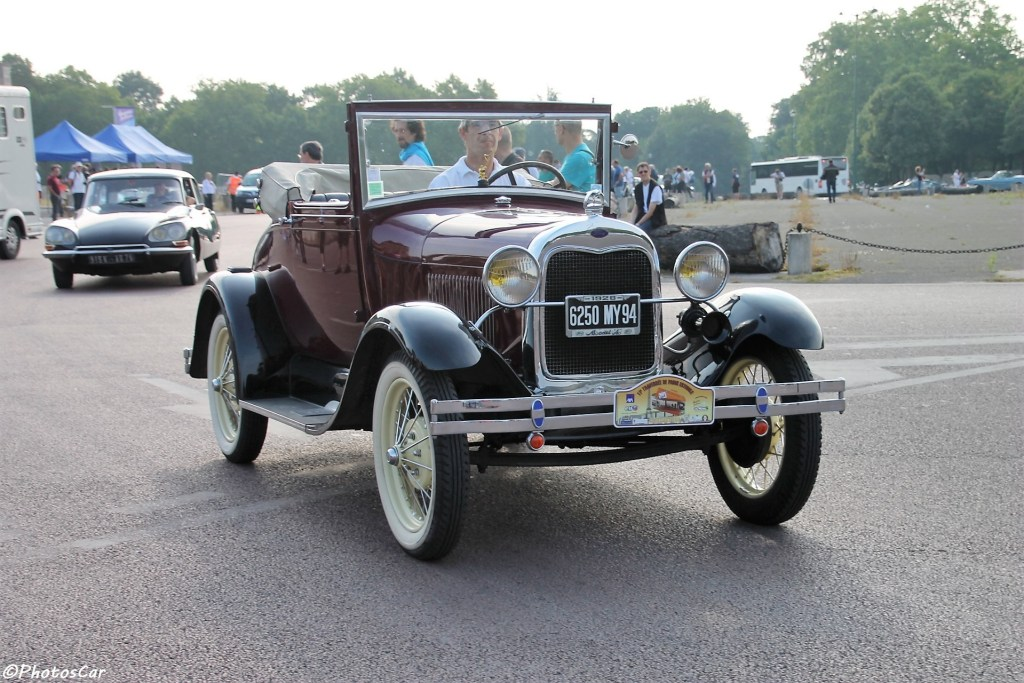 Ford Modele A 1928