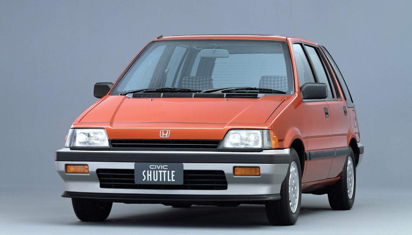 Honda Civic Shuttle 1983