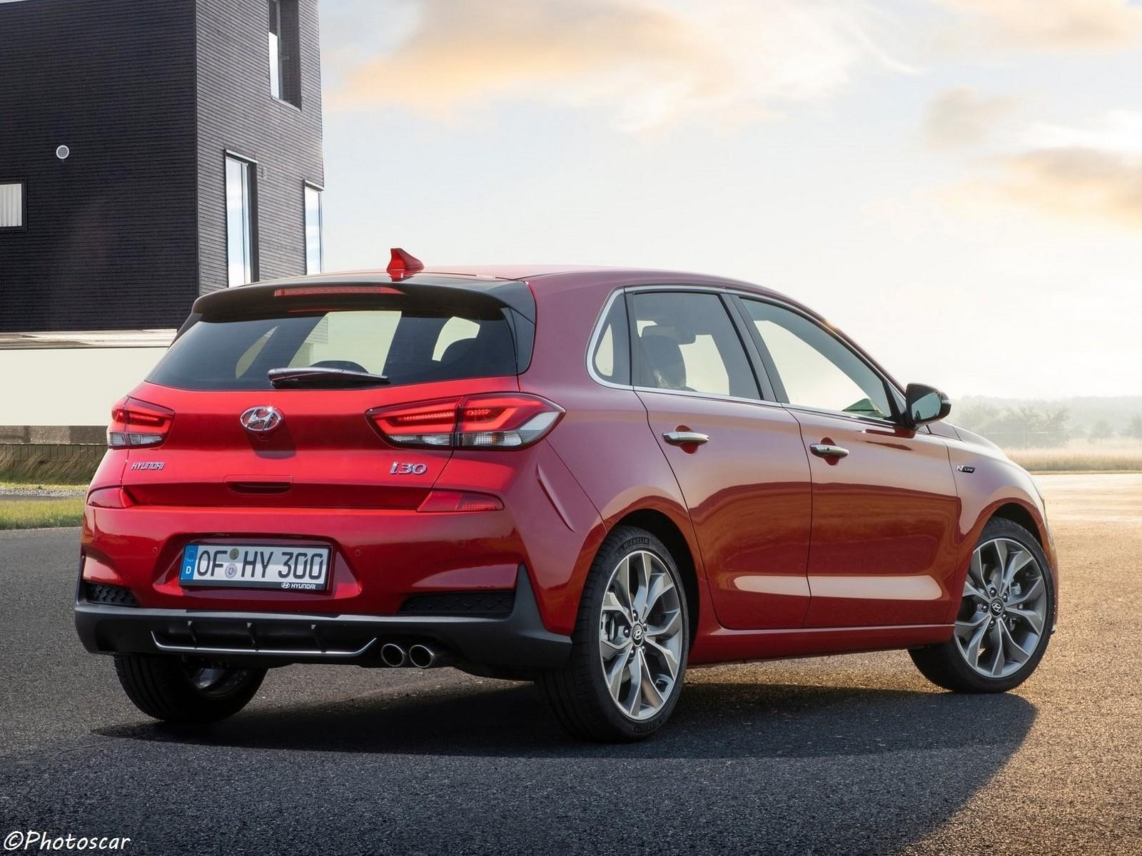 Hyundai i30 N Line 2019
