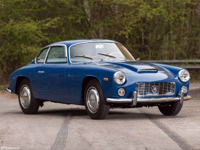 Lancia Flaminia Sport 3C 826 1962