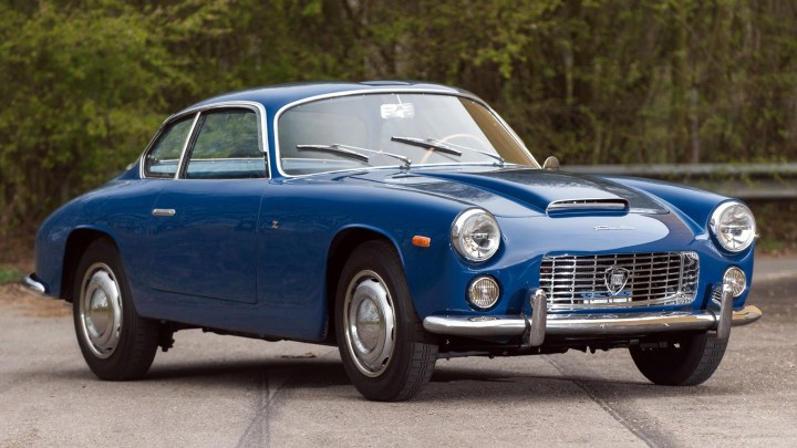 Lancia Flaminia Sport 1962 avec le moteur 3C de 2,8 litres