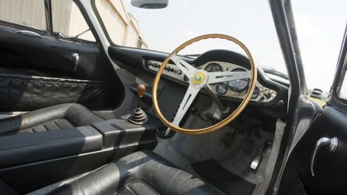 Lotus Elite S1 UK 1957