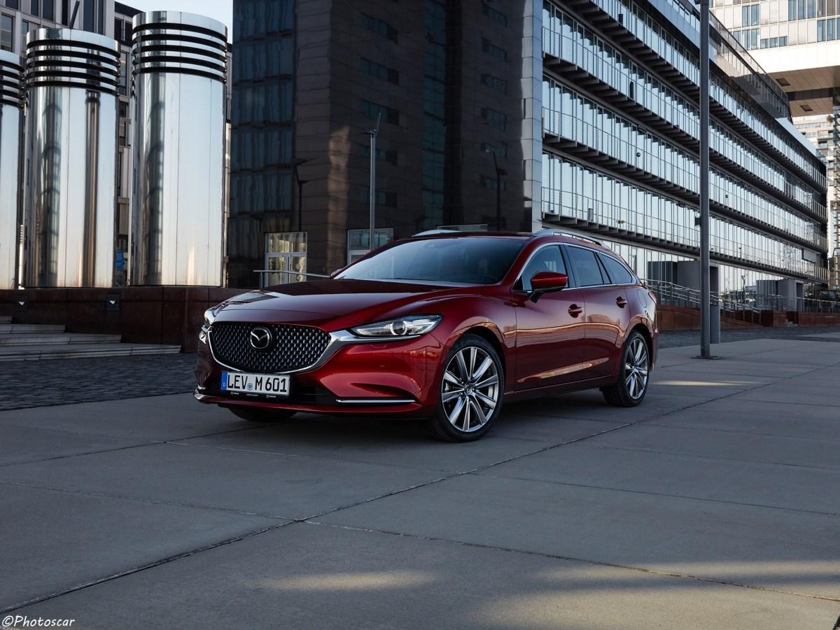 Mazda6 Wagon 2018 - Une expérience de conduite de meilleure qualité