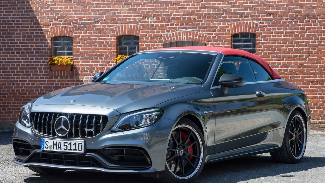 Mercedes C63 S AMG Cabriolet 2019 – Confort exemplaire, luxe moderne