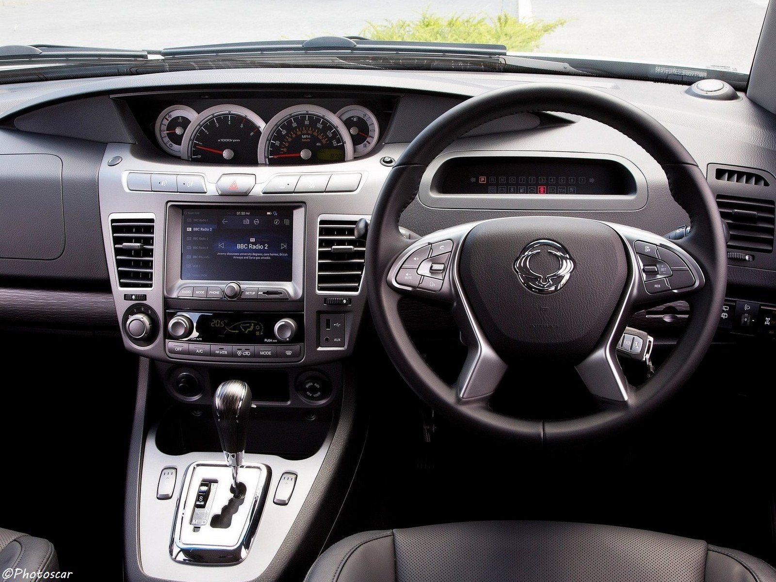 SsangYong Turismo 2018