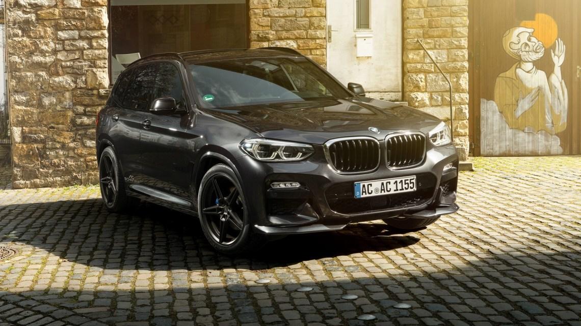 AC Schnitzer ACS3 BMW X3 2018 avec un look vraiment sportif
