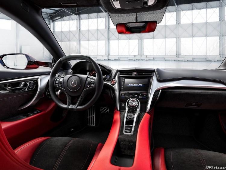 Acura NSX 2019