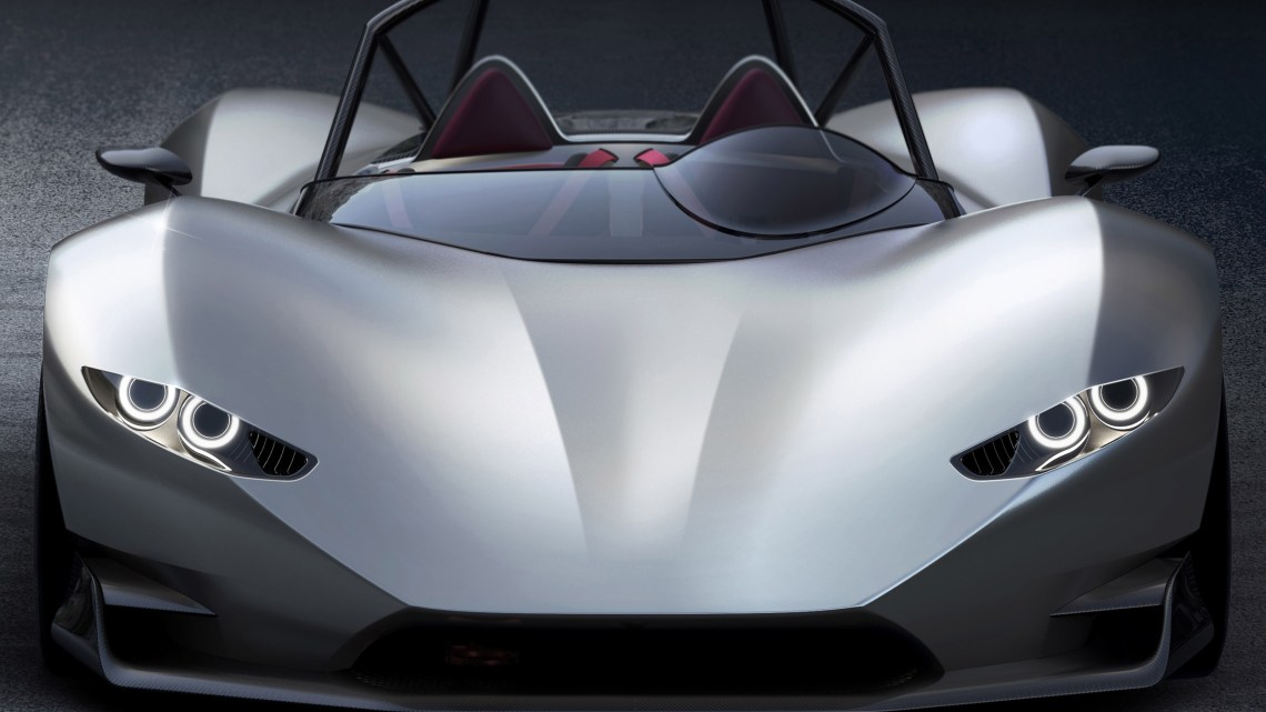Aznom SerpaS 2018 – Une voiture de sport unique en son genre