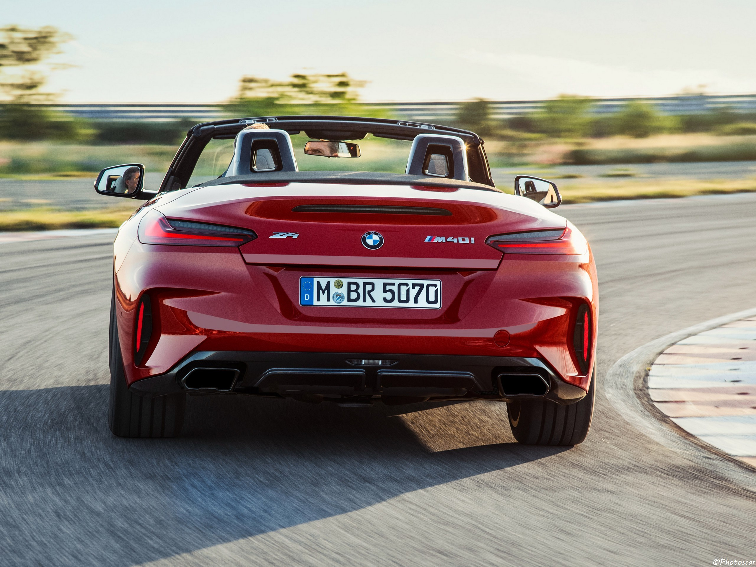 BMW Z4 M40i First Edition G29 2018