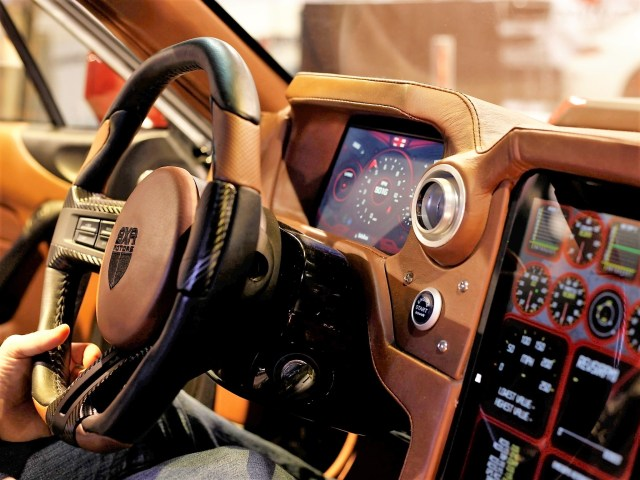 Bailey Blade XTR BXR Motors 2014