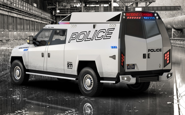 Carbon Motors TX7 MMV 2013