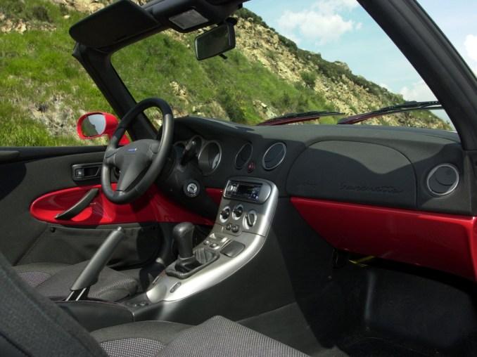 Fiat Barchetta 2004