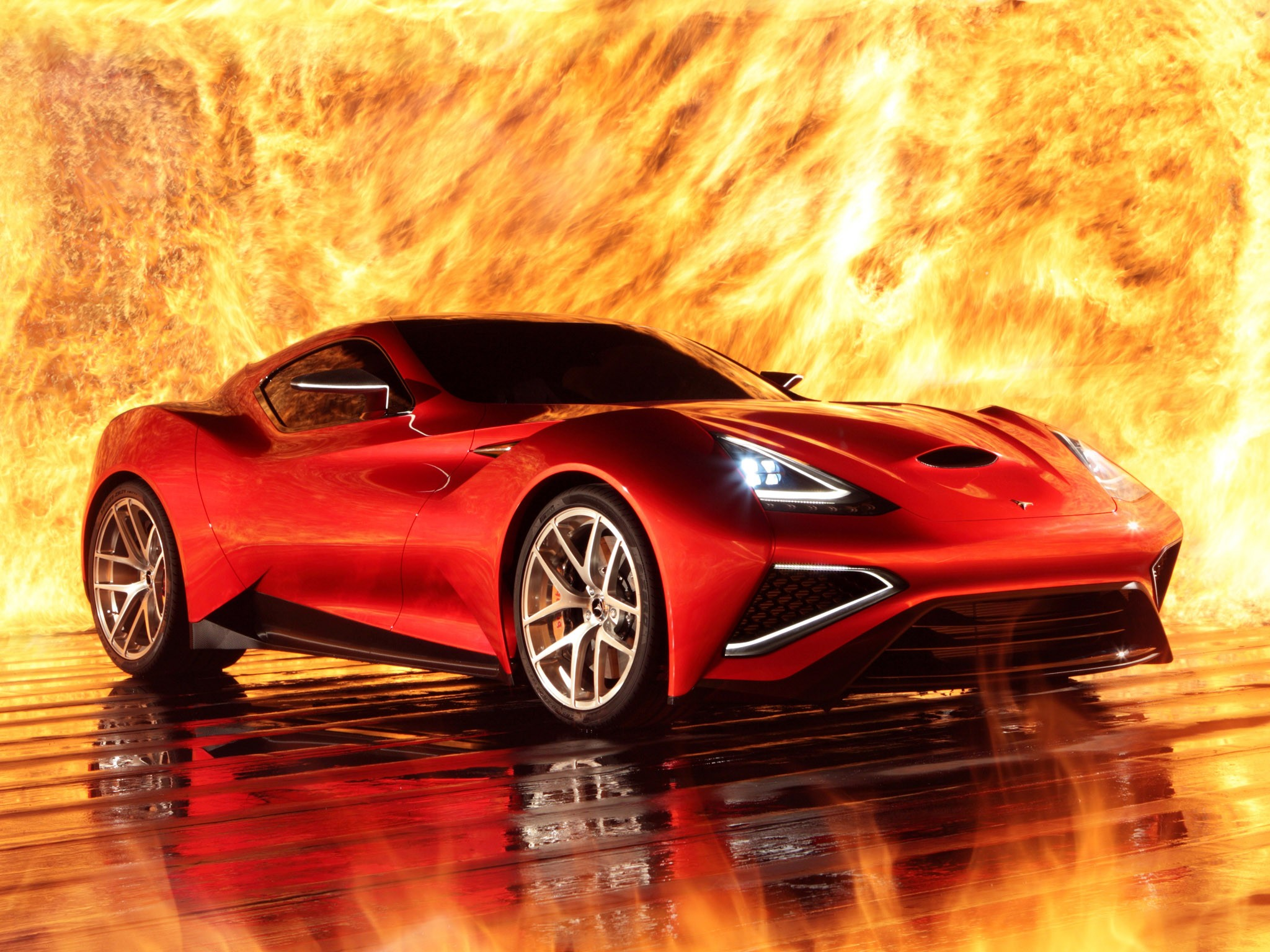 Icona Design Vulcano 2013