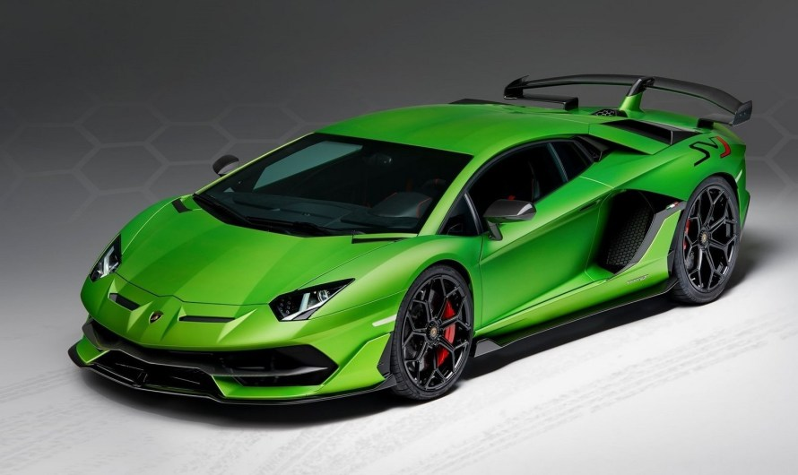 Lamborghini Aventador SVJ 2019 – La plus rapide au Nürburgring
