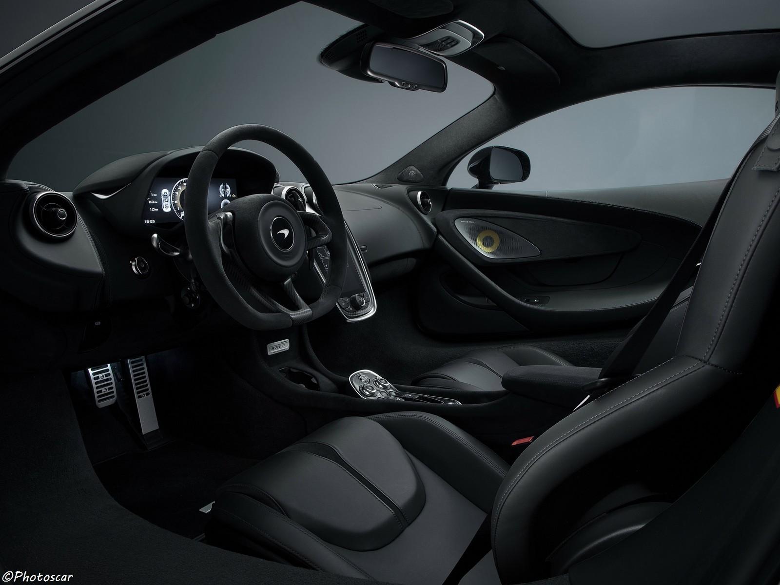 McLaren 570GT MSO Black Collection 2018