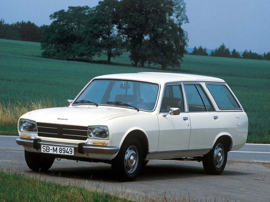 Peugeot 504 Break 1970