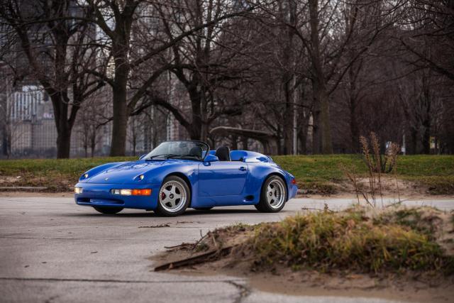 Porsche Strosek 964 Speedster