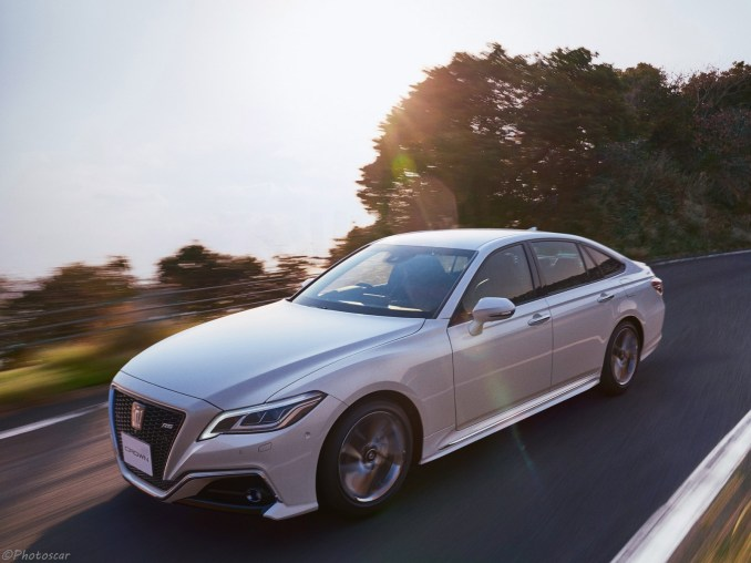 Toyota Crown 2018 RS Advance