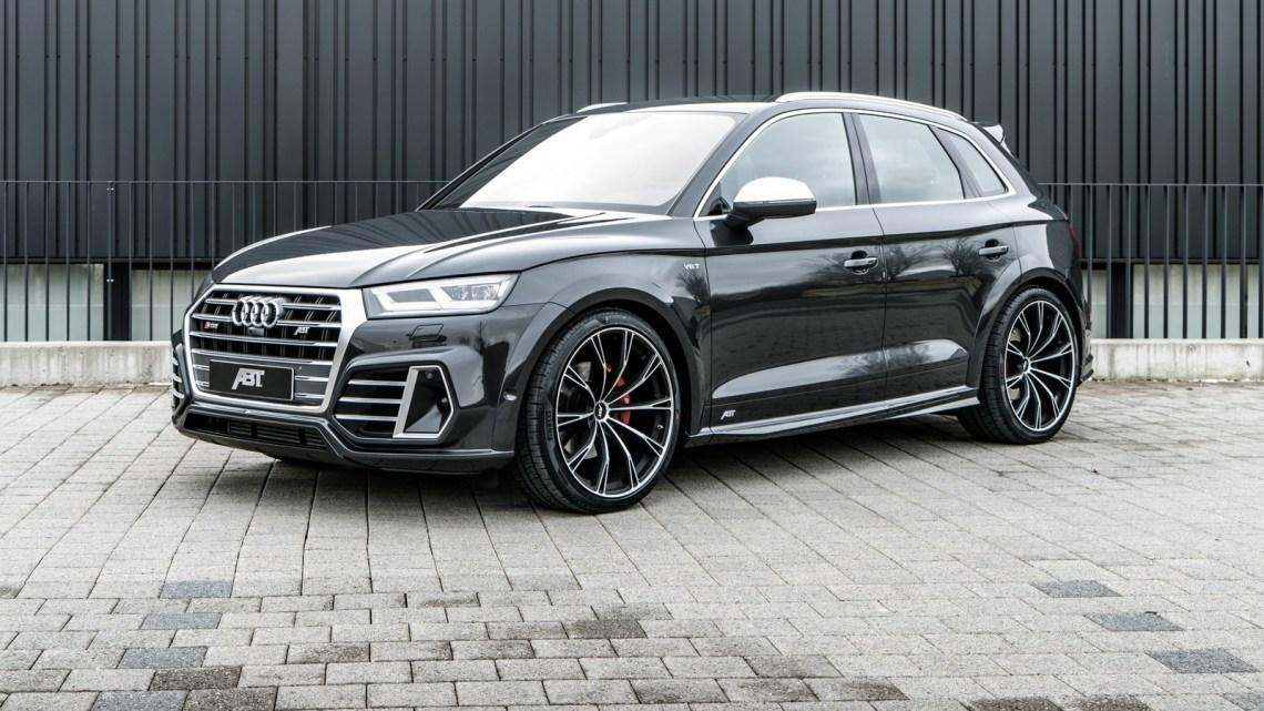 ABT Audi SQ5 Widebody 2018 – Moteur Turbo 3,0 litres de 425 chevaux