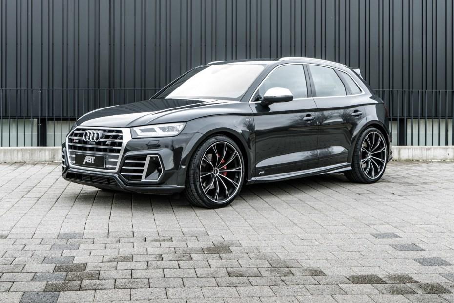 ABT Audi SQ5 Widebody 2018