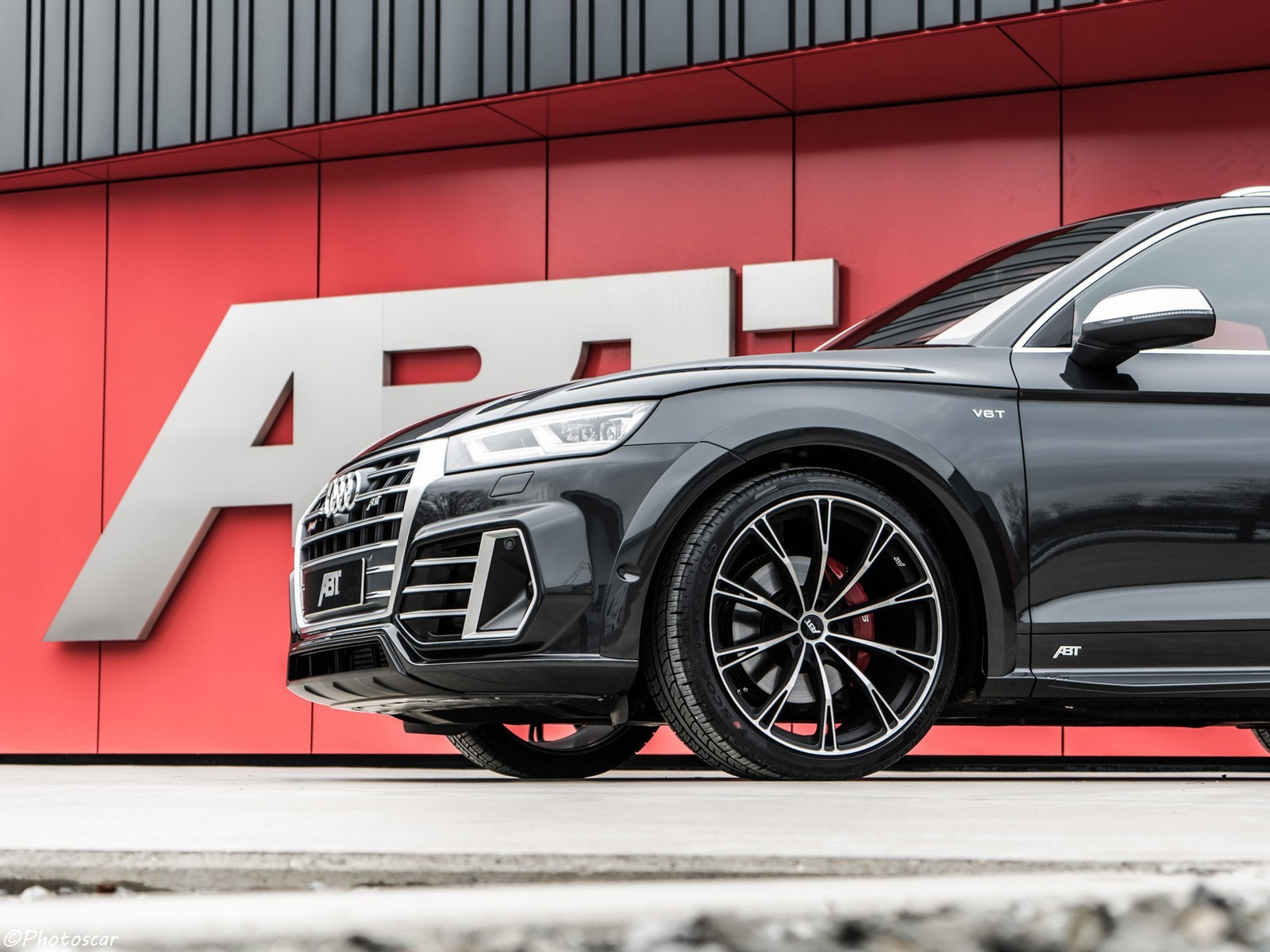 ABT Audi SQ5 Widebody 2018
