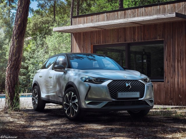 DS3 Crossback 2019