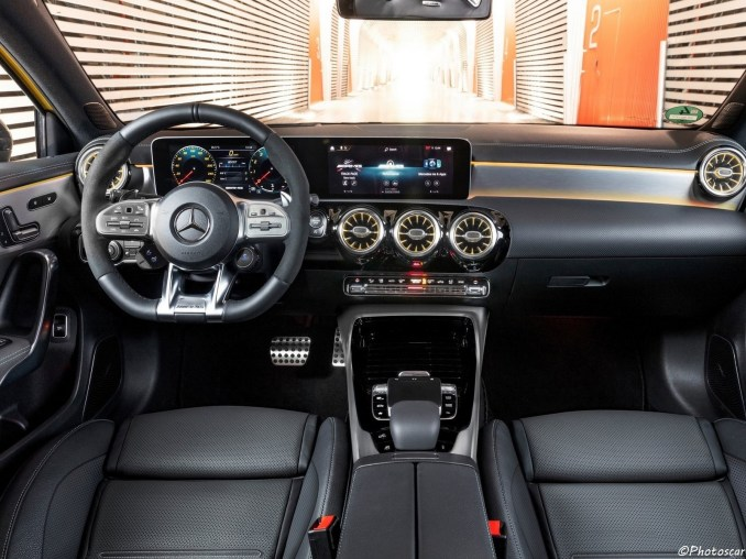 Mercedes AMG A35 4Matic 2019