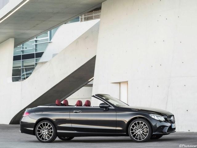 Mercedes Benz Classe C Cabriolet 2019