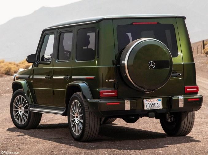 Mercedes Classe G 2019