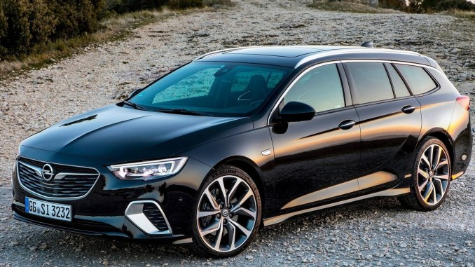Opel Insignia GSi Sports Tourer 2018