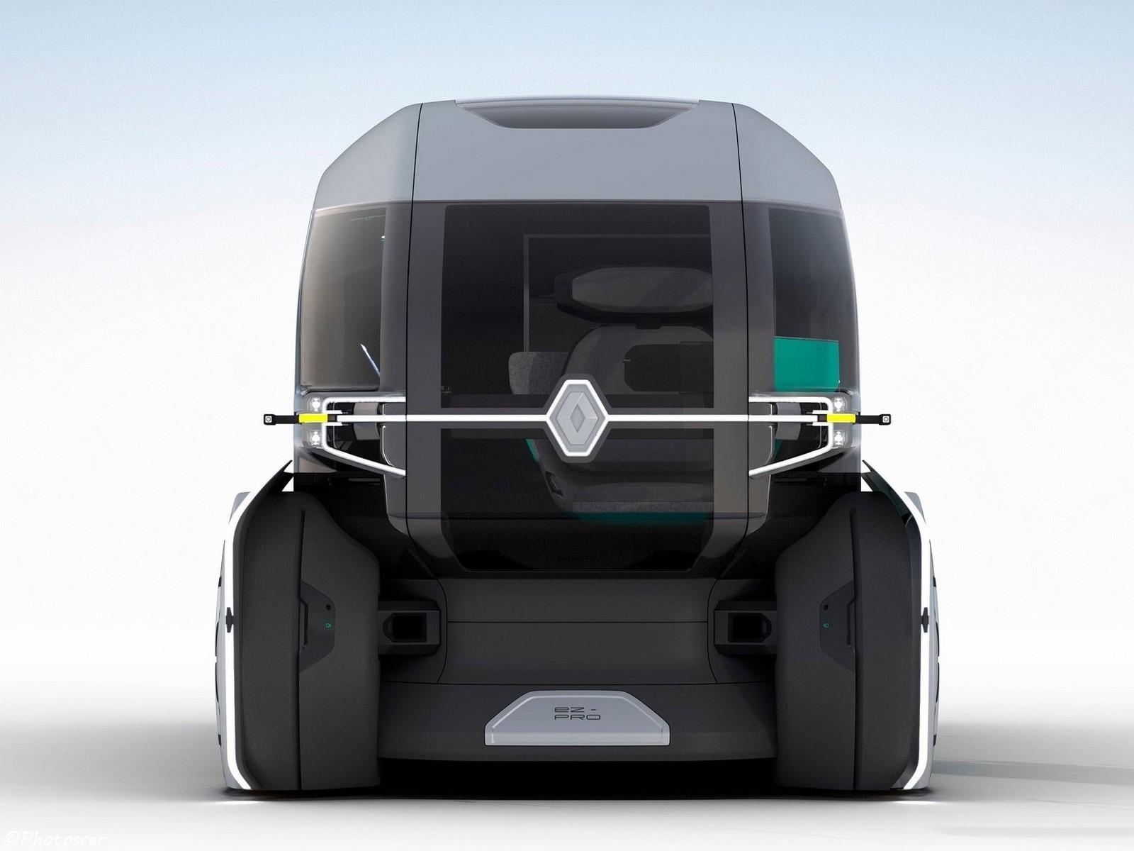 Renault EZ-PRO Concept 2018