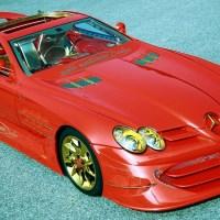 Anliker SLR 999 Red Gold Dream 600 rubis ont été utilisés