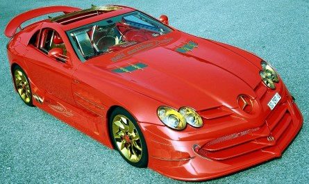 Ueli Anliker SLR 999 Red Gold Dream