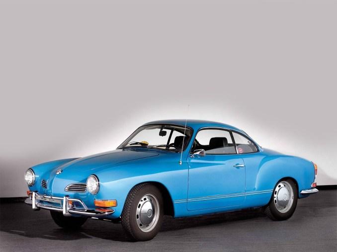 Volkswagen Karmann 1955
