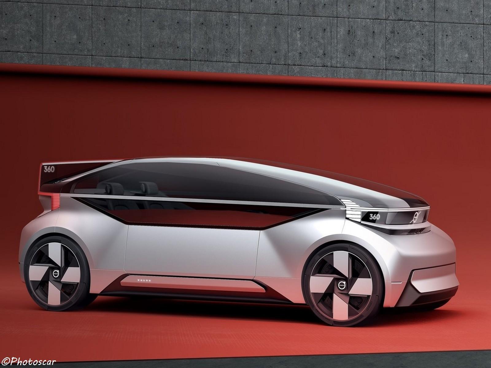 Volvo 360c Concept 2018