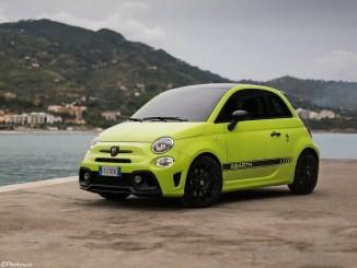 Fiat 595 Abarth 2019